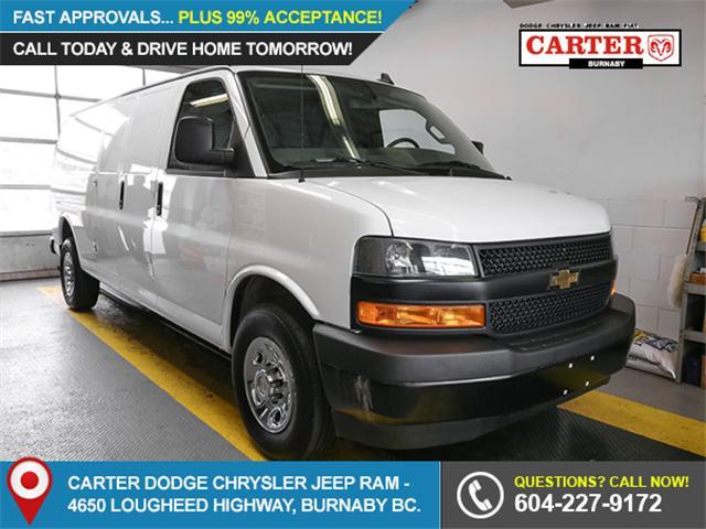 2018 Chevrolet Express 2500 Work Van (Stk: 9-5956-0) in Burnaby - Image 1 of 23