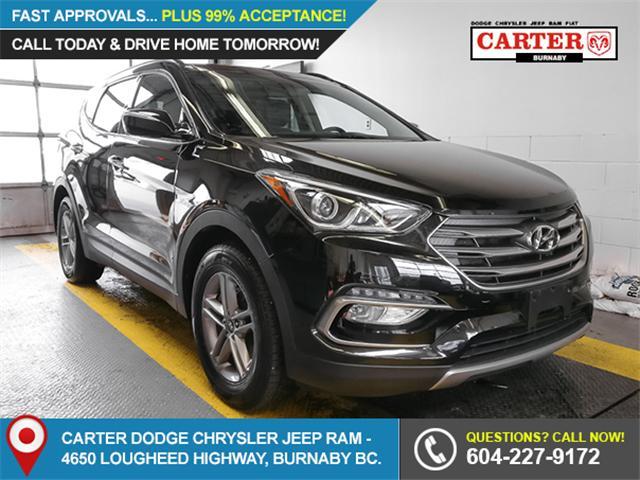 2018 Hyundai Santa Fe Sport 2.4 SE (Stk: 9-5962-0) in Burnaby - Image 1 of 24