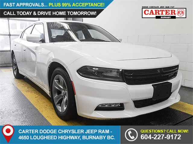 2017 Dodge Charger SXT (Stk: 9-5791-0) in Burnaby - Image 1 of 25