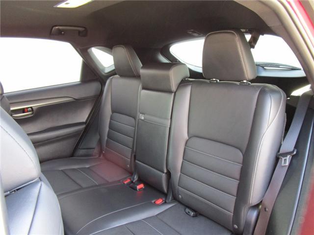 2015 Lexus NX 200t Base (Stk: 1890681 ) in Regina - Image 10 of 26
