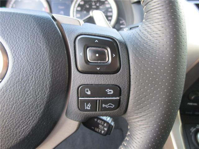 2015 Lexus NX 200t Base (Stk: 1890681 ) in Regina - Image 20 of 26