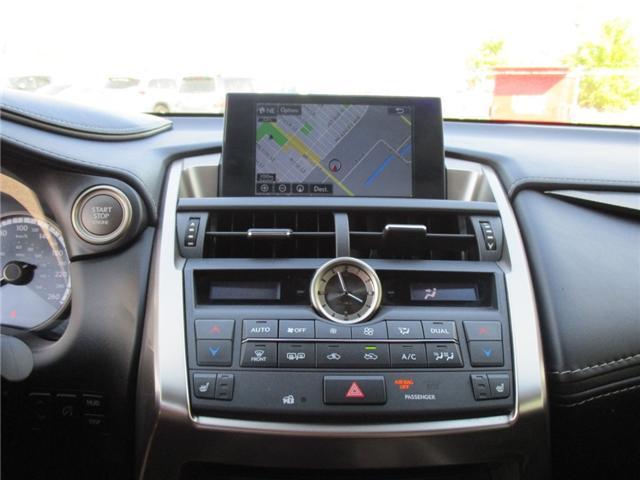 2015 Lexus NX 200t Base (Stk: 1890681 ) in Regina - Image 23 of 26