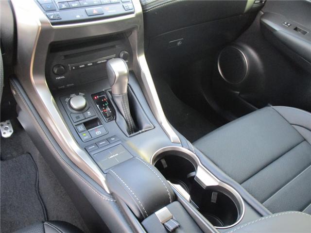 2015 Lexus NX 200t Base (Stk: 1890681 ) in Regina - Image 25 of 26