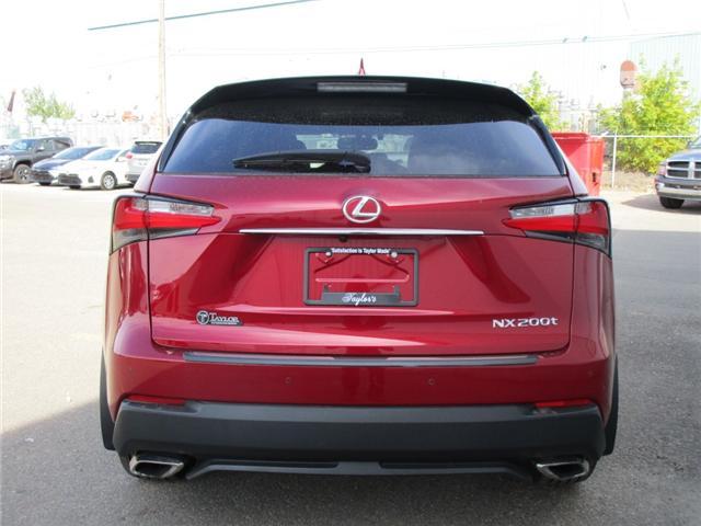 2015 Lexus NX 200t Base (Stk: F170140 ) in Regina - Image 3 of 26