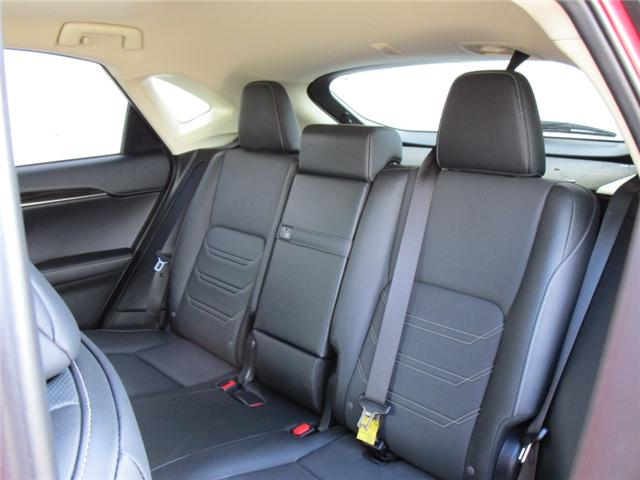 2015 Lexus NX 200t Base (Stk: F170140 ) in Regina - Image 10 of 26