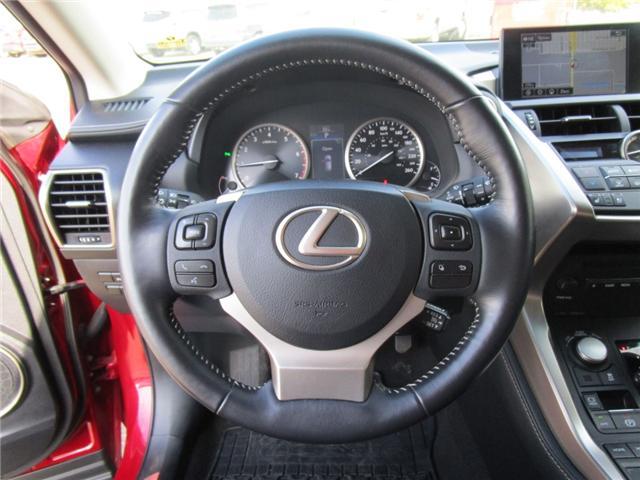 2015 Lexus NX 200t Base (Stk: F170140 ) in Regina - Image 18 of 26