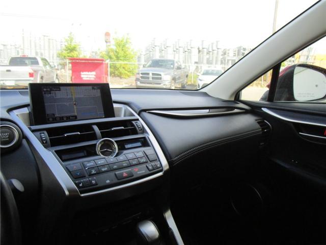 2015 Lexus NX 200t Base (Stk: F170140 ) in Regina - Image 22 of 26