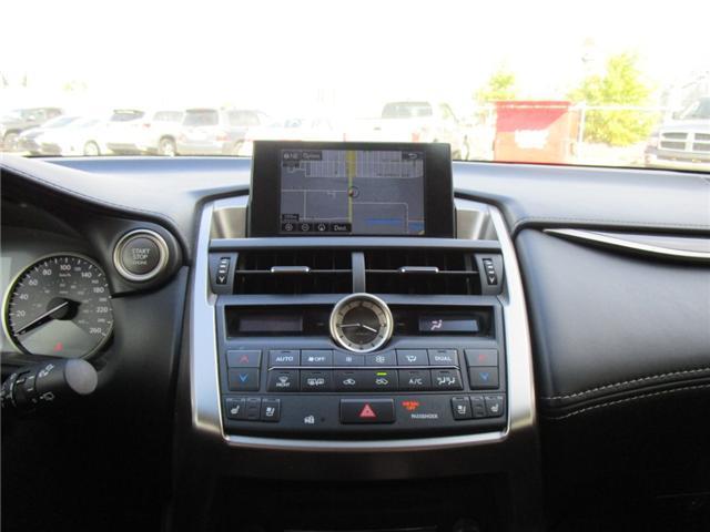 2015 Lexus NX 200t Base (Stk: F170140 ) in Regina - Image 23 of 26