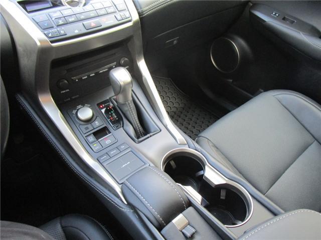 2015 Lexus NX 200t Base (Stk: F170140 ) in Regina - Image 25 of 26