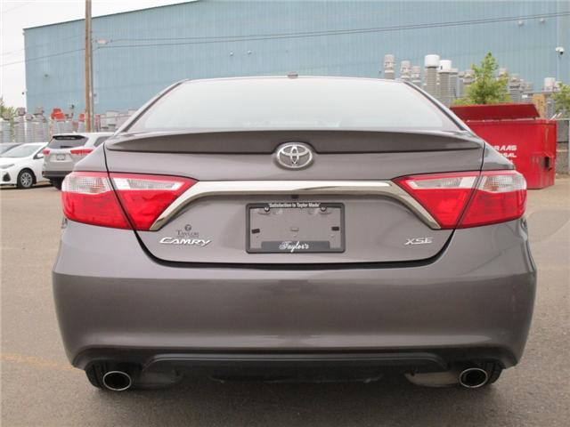 2017 Toyota Camry XSE V6 (Stk: 126781) in Regina - Image 3 of 28