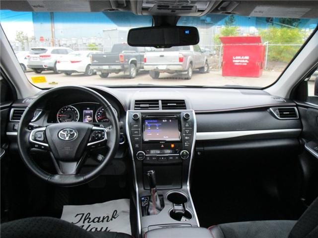 2017 Toyota Camry XSE V6 (Stk: 126781) in Regina - Image 12 of 28