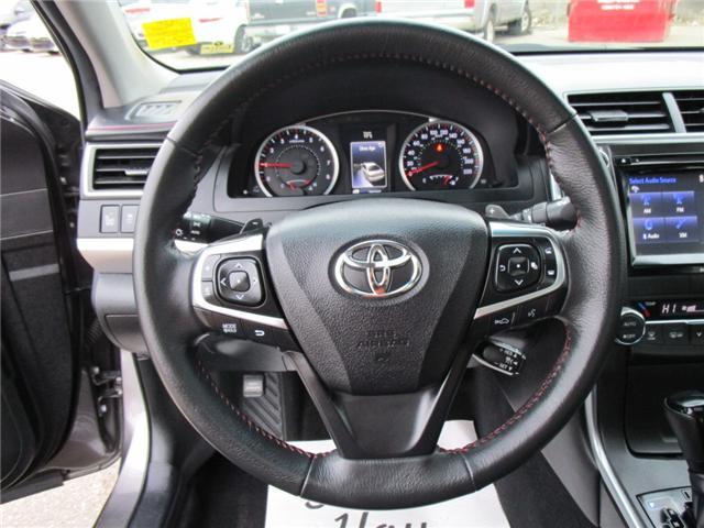 2017 Toyota Camry XSE V6 (Stk: 126781) in Regina - Image 17 of 28