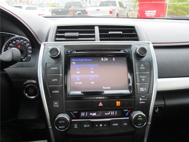 2017 Toyota Camry XSE V6 (Stk: 126781) in Regina - Image 22 of 28