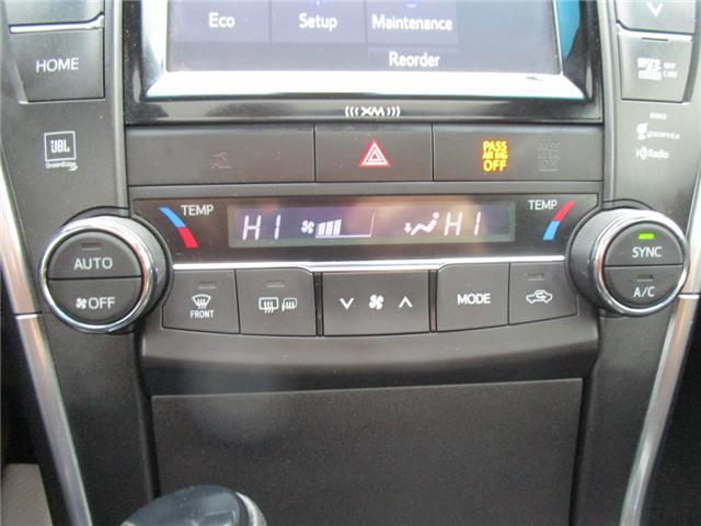 2017 Toyota Camry XSE V6 (Stk: 126781) in Regina - Image 24 of 28