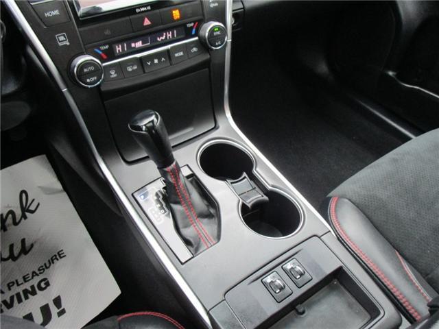 2017 Toyota Camry XSE V6 (Stk: 126781) in Regina - Image 25 of 28