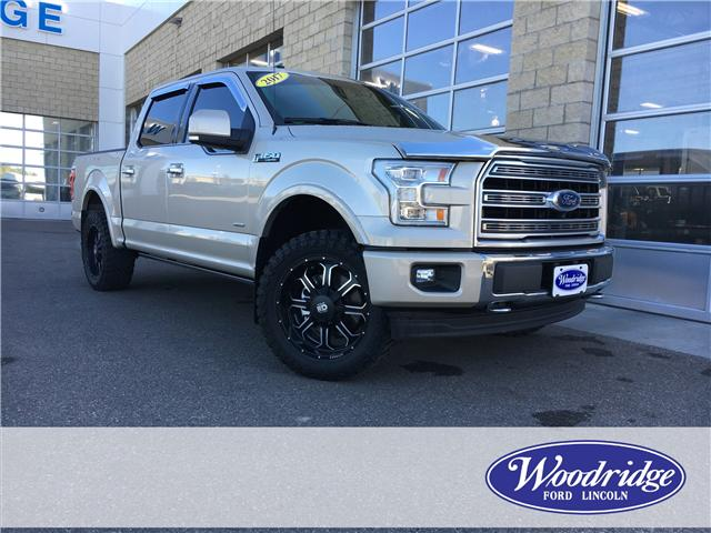 2017 Ford F-150 Limited (Stk: J-2663B) in Calgary - Image 1 of 21