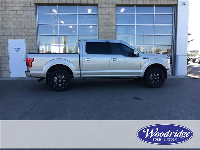 2017 Ford F-150 Limited (Stk: J-2663B) in Calgary - Image 2 of 21