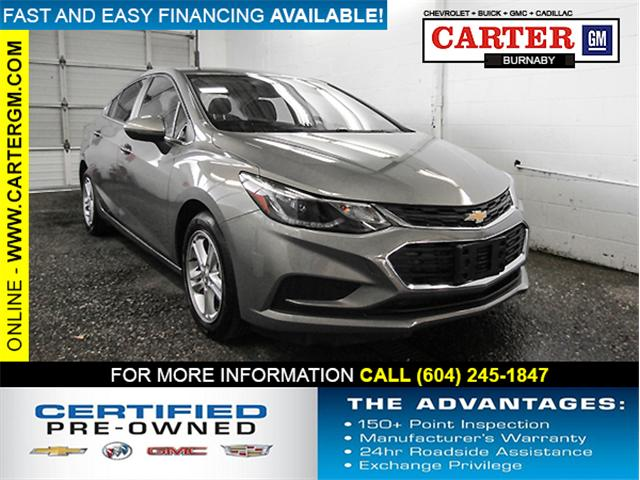 2018 Chevrolet Cruze LT Auto (Stk: P9-55890) in Burnaby - Image 1 of 23