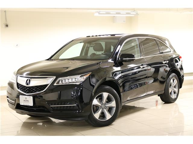 2015 Acura MDX Base (Stk: M11893A) in Toronto - Image 1 of 30