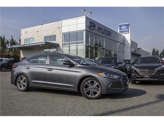 2018 Hyundai Elantra Limited (Stk: AH8712) in Abbotsford - Image 2 of 30