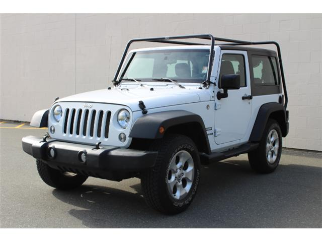 2014 Jeep Wrangler Sport (Stk: L863699A) in Courtenay - Image 2 of 30