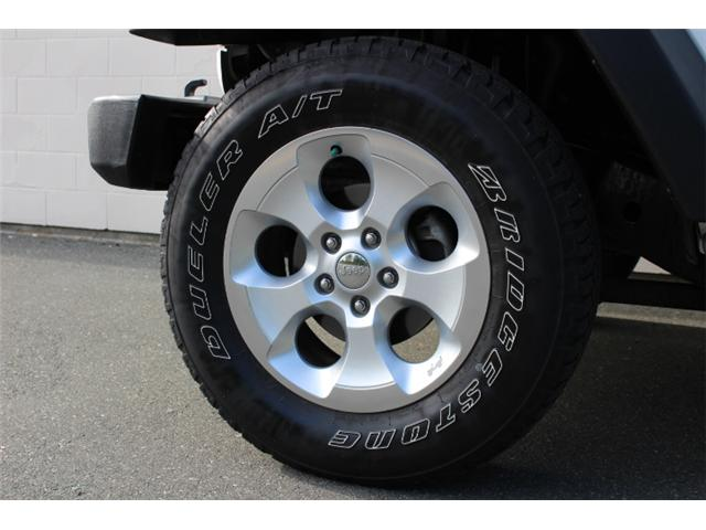 2014 Jeep Wrangler Sport (Stk: L863699A) in Courtenay - Image 21 of 30