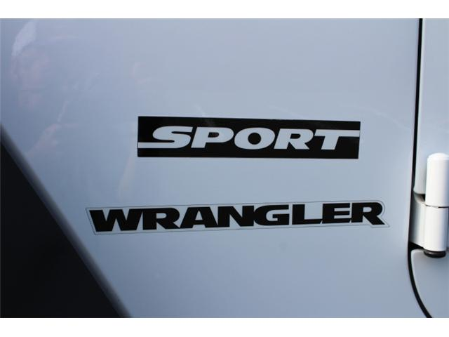 2014 Jeep Wrangler Sport (Stk: L863699A) in Courtenay - Image 23 of 30