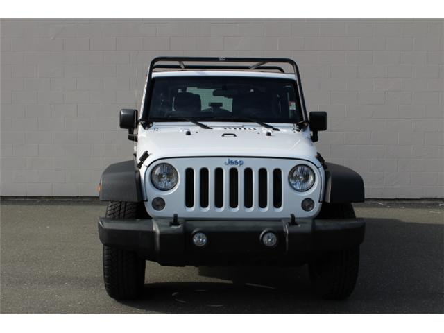2014 Jeep Wrangler Sport (Stk: L863699A) in Courtenay - Image 25 of 30