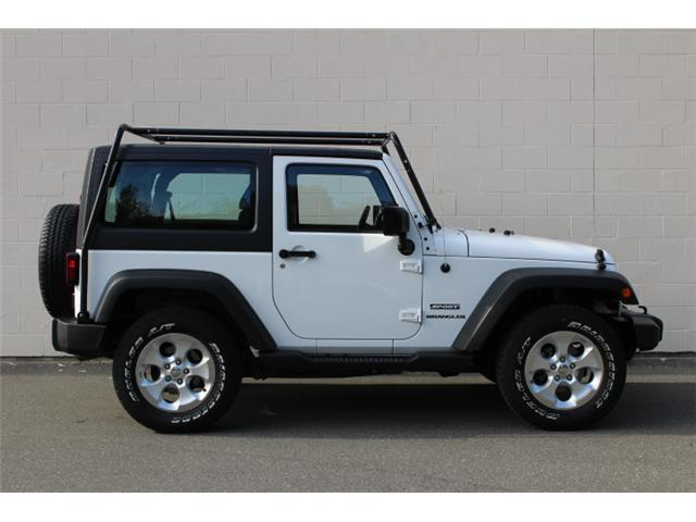 2014 Jeep Wrangler Sport (Stk: L863699A) in Courtenay - Image 26 of 30