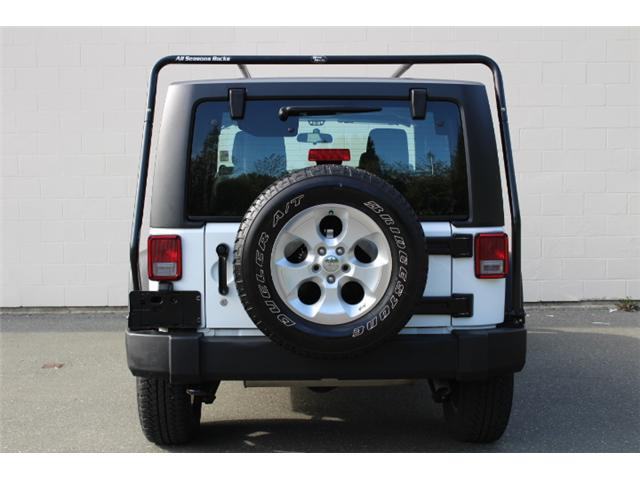 2014 Jeep Wrangler Sport (Stk: L863699A) in Courtenay - Image 27 of 30