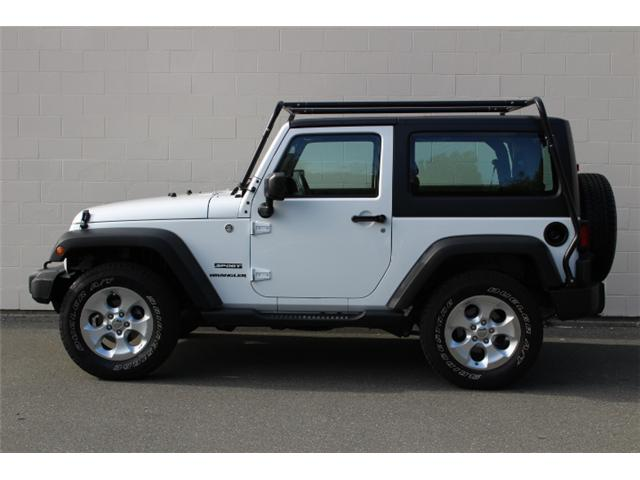 2014 Jeep Wrangler Sport (Stk: L863699A) in Courtenay - Image 28 of 30