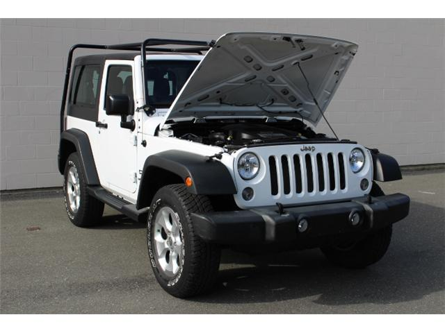 2014 Jeep Wrangler Sport (Stk: L863699A) in Courtenay - Image 29 of 30