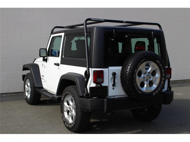 2014 Jeep Wrangler Sport (Stk: L863699A) in Courtenay - Image 3 of 30