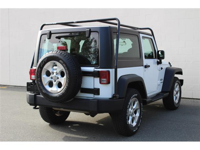 2014 Jeep Wrangler Sport (Stk: L863699A) in Courtenay - Image 4 of 30
