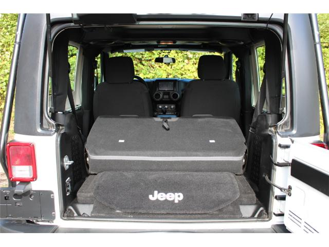 2014 Jeep Wrangler Sport (Stk: L863699A) in Courtenay - Image 7 of 30