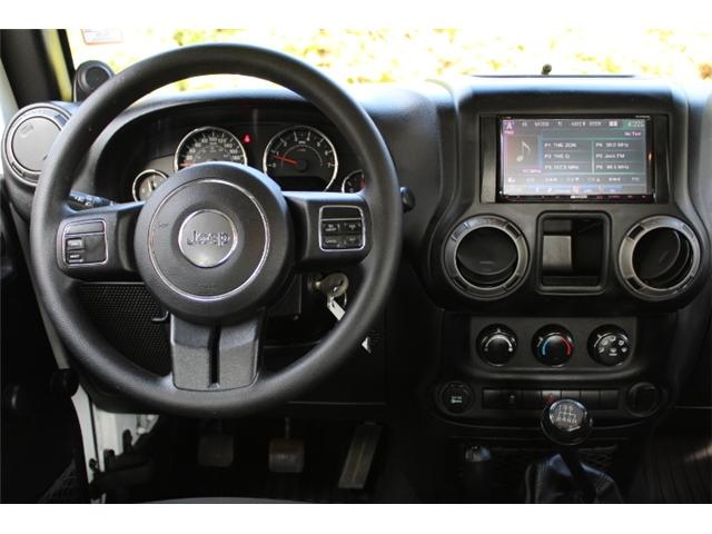 2014 Jeep Wrangler Sport (Stk: L863699A) in Courtenay - Image 13 of 30