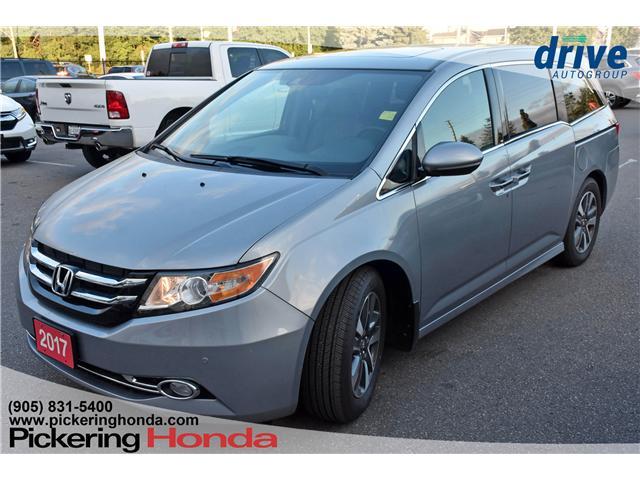 2017 Honda Odyssey Touring (Stk: S552) in Pickering - Image 3 of 30