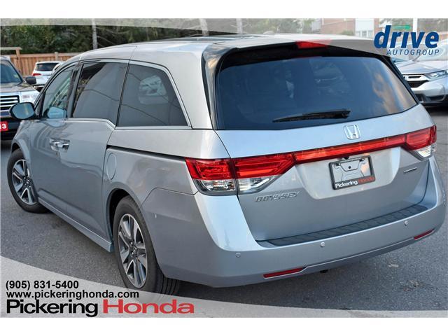 2017 Honda Odyssey Touring (Stk: S552) in Pickering - Image 4 of 30