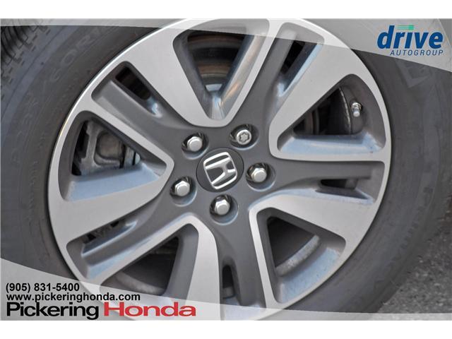 2017 Honda Odyssey Touring (Stk: S552) in Pickering - Image 7 of 30