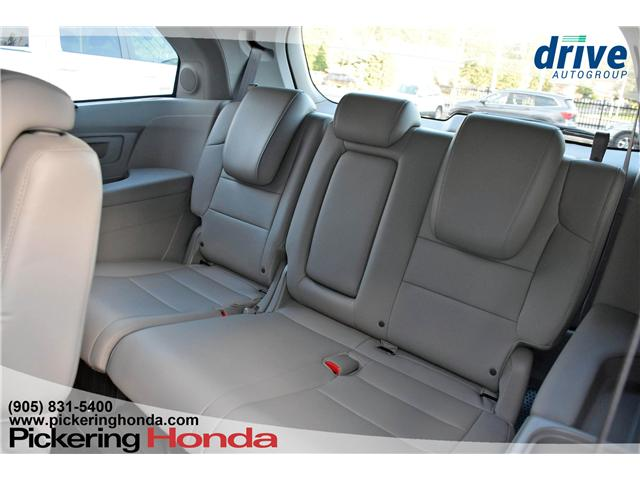 2017 Honda Odyssey Touring (Stk: S552) in Pickering - Image 12 of 30
