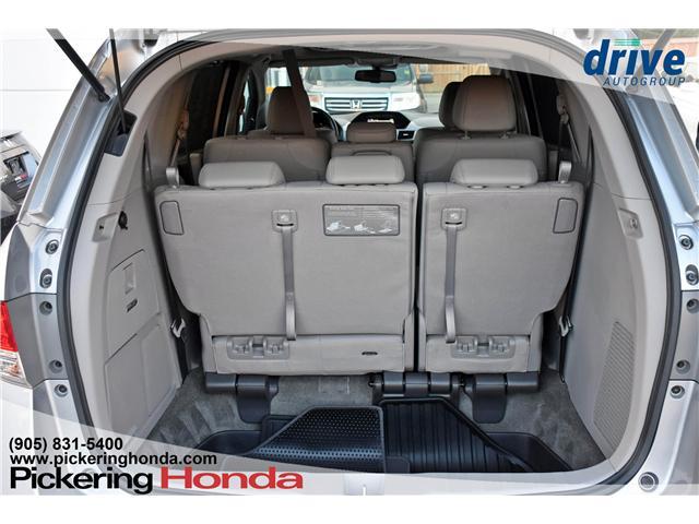 2017 Honda Odyssey Touring (Stk: S552) in Pickering - Image 13 of 30