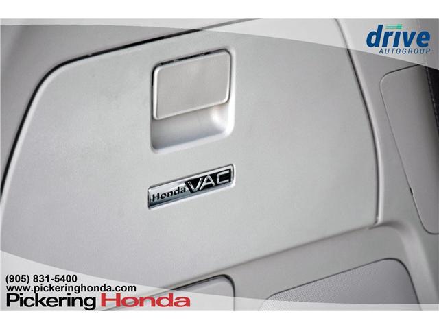 2017 Honda Odyssey Touring (Stk: S552) in Pickering - Image 14 of 30