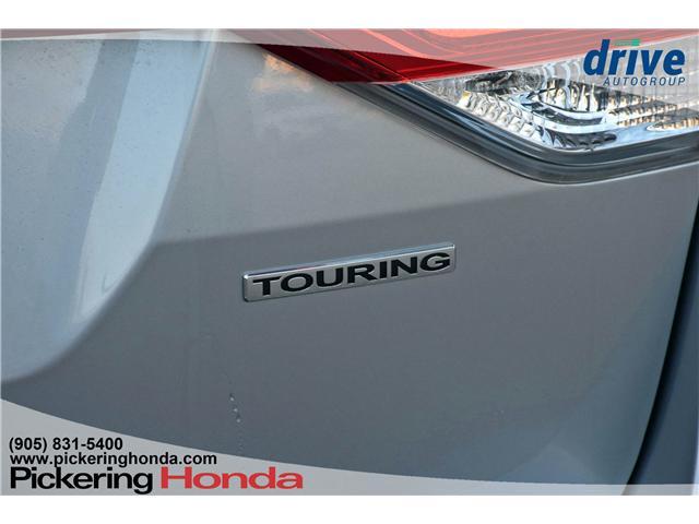 2017 Honda Odyssey Touring (Stk: S552) in Pickering - Image 17 of 30