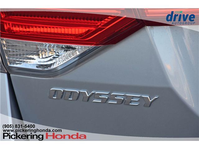 2017 Honda Odyssey Touring (Stk: S552) in Pickering - Image 18 of 30