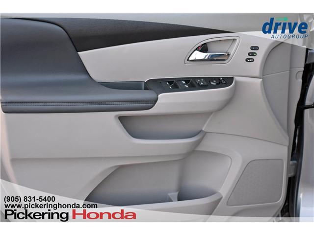 2017 Honda Odyssey Touring (Stk: S552) in Pickering - Image 19 of 30