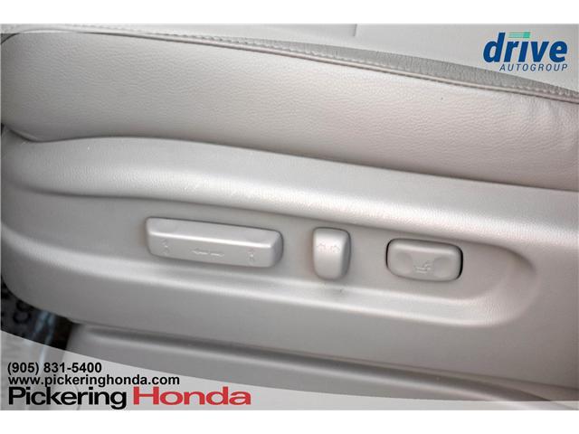 2017 Honda Odyssey Touring (Stk: S552) in Pickering - Image 20 of 30