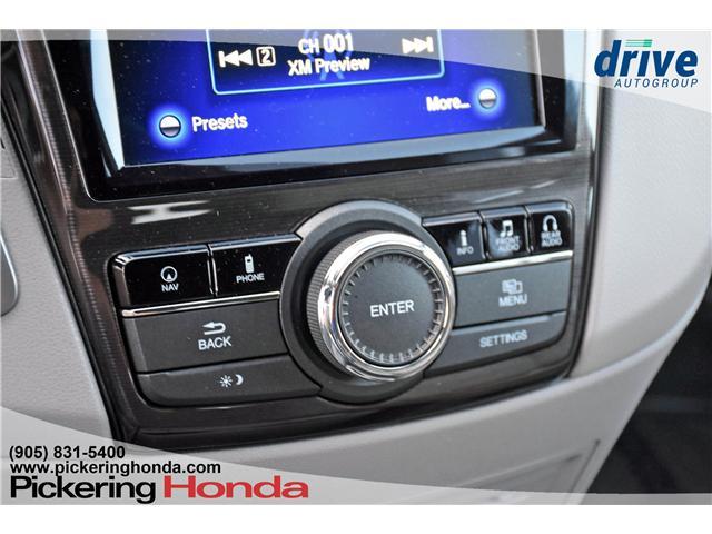 2017 Honda Odyssey Touring (Stk: S552) in Pickering - Image 28 of 30
