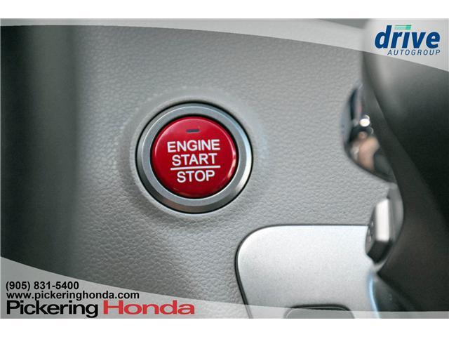 2017 Honda Odyssey Touring (Stk: S552) in Pickering - Image 29 of 30