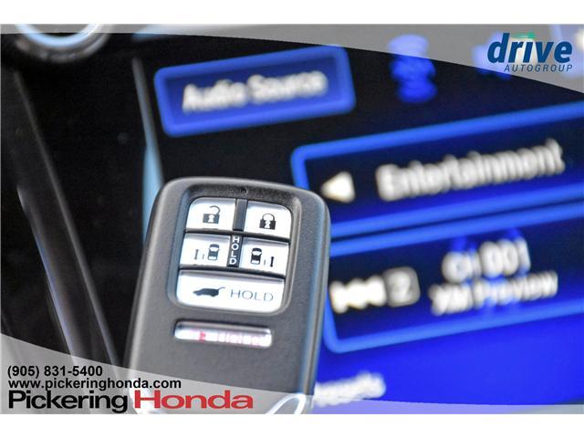 2017 Honda Odyssey Touring (Stk: S552) in Pickering - Image 30 of 30