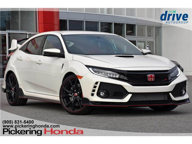 2018 Honda Civic Type R Base (Stk: P4351) in Pickering - Image 1 of 28